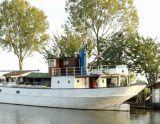 Woonschip, Varend Logger, Bateau à moteur de tradition Woonschip, Varend Logger à vendre par Scheepsmakelaardij Fikkers