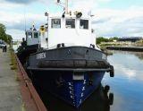 Sleepboot Sleepboot, Лодка, приспособленная для жилья Sleepboot Sleepboot для продажи Scheepsmakelaardij Fikkers