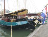 Noordzeebotter Motorzeiler, Barca a vela galleggiante Noordzeebotter Motorzeiler in vendita da Scheepsmakelaardij Fikkers