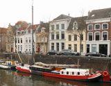 Groninger Boltjalk Dutch Barge, Sailing Live Aboard., Scafo Tondo, Scafo Piatto Groninger Boltjalk Dutch Barge, Sailing Live Aboard. in vendita da Scheepsmakelaardij Fikkers