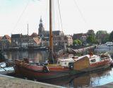 Dutch Barge Skutsje, Bateau à fond plat et rond Dutch Barge Skutsje à vendre par Scheepsmakelaardij Fikkers