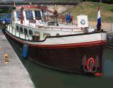 Dutch Barge Steilsteven, Sailing houseboat Dutch Barge Steilsteven for sale by Scheepsmakelaardij Fikkers