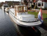 Motorschip Woon-reisschip, Barca a vela galleggiante Motorschip Woon-reisschip in vendita da Scheepsmakelaardij Fikkers
