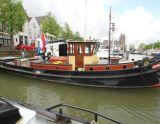 Custom Tug, Wohnboot Custom Tug Zu verkaufen durch Scheepsmakelaardij Fikkers