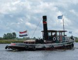 Sleepboot / Tug Dutch Barge, Barca di lavoro Sleepboot / Tug Dutch Barge in vendita da Scheepsmakelaardij Fikkers