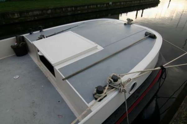 Beurtschip Canalbarge - € 99.000 - Boot details   YachtFocus.com
