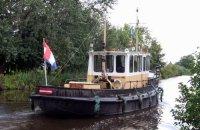 Sleepboot Sleepboot, Ex-professionele motorboot