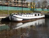 Woon-/recreatie Tjalk Motorschip, Segling-husbåt  Woon-/recreatie Tjalk Motorschip säljs av Scheepsmakelaardij Fikkers
