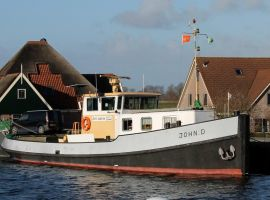 Mslb Sleepboot, Ex-professionele motorboot Mslb Sleepbootde vânzareScheepsmakelaardij Fikkers