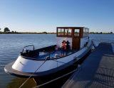 Varend Recreatie Sleepboot, Före detta kommersiell motorbåt Varend Recreatie Sleepboot säljs av Scheepsmakelaardij Fikkers