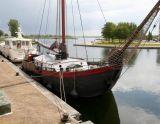 Zeilschip Waalschokker, Bateau à fond plat et rond Zeilschip Waalschokker à vendre par Scheepsmakelaardij Fikkers