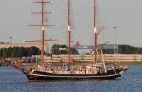 Dwarsgetuigd Zeeschip Tall Ship, Superjacht zeil