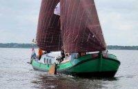 Woon-recreatie Schip Tjalk, Varend woonschip
