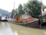 Tjalk Woonschip, Wohnboot Tjalk Woonschip Zu verkaufen durch Scheepsmakelaardij Fikkers