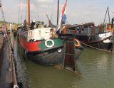 Tjalk Woonschip, Bateau à fond plat et rond Tjalk Woonschip à vendre par Scheepsmakelaardij Fikkers