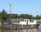 Kotter Recreatie Kotter, Ex-bateau de travail Kotter Recreatie Kotter à vendre par Scheepsmakelaardij Fikkers
