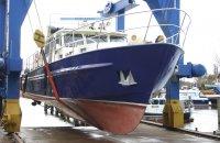 Patrouillevaartuig Patrouilleboot Motorboot, Ex-commercial motor boat