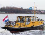 Vlet Ex Rijkswaterstaat, Ex-bateau de travail Vlet Ex Rijkswaterstaat à vendre par Scheepsmakelaardij Fikkers