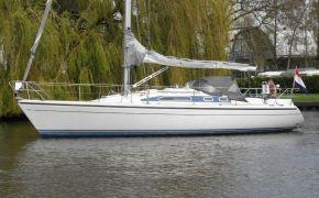 Dehler 36 CWS (VERKOCHT), Segelyacht Dehler 36 CWS (VERKOCHT) te koop bij Jachtmakelaardij Lodewijk Bos