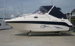 Saver Riviera 24 (VERKOCHT), Motorjacht Saver Riviera 24 (VERKOCHT) te koop bij Jachtmakelaardij Lodewijk Bos