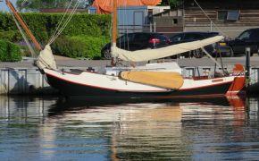 Kok Schouw, Plat- en rondbodem, ex-beroeps zeilend Kok Schouw te koop bij Jachtmakelaardij Lodewijk Bos