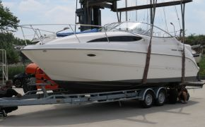 Bayliner 265 Ciera (VERKOCHT), Speed- en sportboten Bayliner 265 Ciera (VERKOCHT) te koop bij Jachtmakelaardij Lodewijk Bos