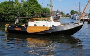 Huitema Zeeschouw 8.30 (VERKOCHT), Flat and round bottom Huitema Zeeschouw 8.30 (VERKOCHT) te koop bij Jachtmakelaardij Lodewijk Bos