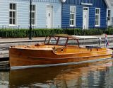 Pettersson 9.25 (elektrisch), Traditional/classic motor boat Pettersson 9.25 (elektrisch) for sale by Jachtmakelaardij Lodewijk Bos
