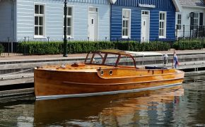 Pettersson 9.25 (elektrisch), Traditional/classic motor boat Pettersson 9.25 (elektrisch) te koop bij Jachtmakelaardij Lodewijk Bos