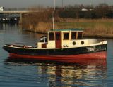 Ex Sleepboot (recreatie), Ex-commercial motor boat Ex Sleepboot (recreatie) for sale by Jachtmakelaardij Lodewijk Bos