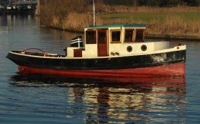 Ex Sleepboot (recreatie), Ex-professionele motorboot Ex Sleepboot (recreatie) te koop bij Jachtmakelaardij Lodewijk Bos