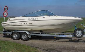 Maxum 1900 SR2 (VERKOCHT), Speedboat und Cruiser Maxum 1900 SR2 (VERKOCHT) te koop bij Jachtmakelaardij Lodewijk Bos