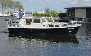 De Jong Kruiser 1100 AK, Motor Yacht De Jong Kruiser 1100 AK te koop bij Jachtmakelaardij Lodewijk Bos