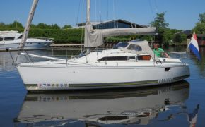 Feeling 286 Special (ondiepe Kiel), Sailing Yacht Feeling 286 Special (ondiepe Kiel) te koop bij Jachtmakelaardij Lodewijk Bos