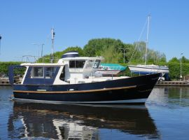 Fisher 38 Trawler, Motor Yacht Fisher 38 Trawler for sale by Jachtmakelaardij Lodewijk Bos