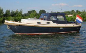Zijlzicht Vlet 850 Cabin, Motoryacht Zijlzicht Vlet 850 Cabin te koop bij Jachtmakelaardij Lodewijk Bos
