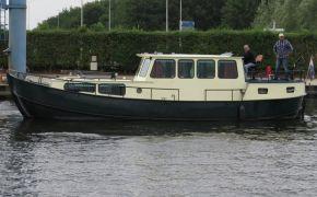 Rietaak 12.00 (liveaboard), Wohnboot Rietaak 12.00 (liveaboard) te koop bij Jachtmakelaardij Lodewijk Bos