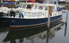Hollandia 1000 Kruiser AK (VERKOCHT), Motorjacht Hollandia 1000 Kruiser AK (VERKOCHT) te koop bij Jachtmakelaardij Lodewijk Bos