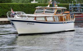 Elfmeren Kruiser OK, Motorjacht Elfmeren Kruiser OK te koop bij Jachtmakelaardij Lodewijk Bos