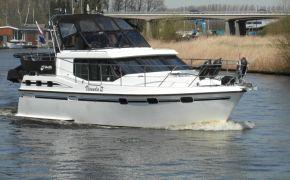 Vri-Jon Contessa 37 (VERKOCHT), Motorjacht Vri-Jon Contessa 37 (VERKOCHT) te koop bij Jachtmakelaardij Lodewijk Bos