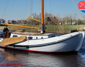 Lemsteraak Blomaak 1120, Flach-und Rundboden  for sale by Chris Beuker Maritiem