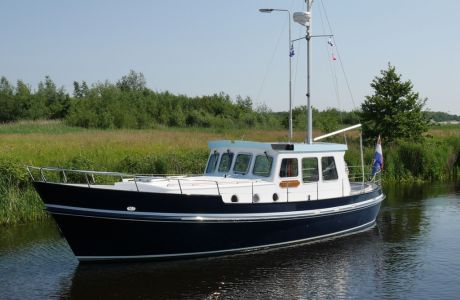 Oostvaarder 1090 OK, Motorjacht Oostvaarder 1090 OK te koop bij Smelne Yachtcenter BV
