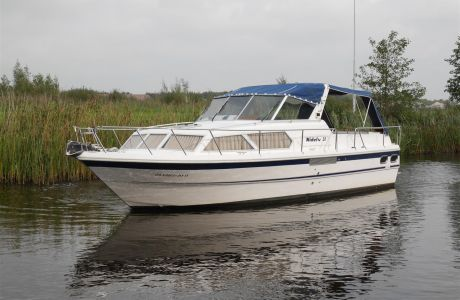 Nidelv 28, Motorjacht Nidelv 28 te koop bij Smelne Yachtcenter BV