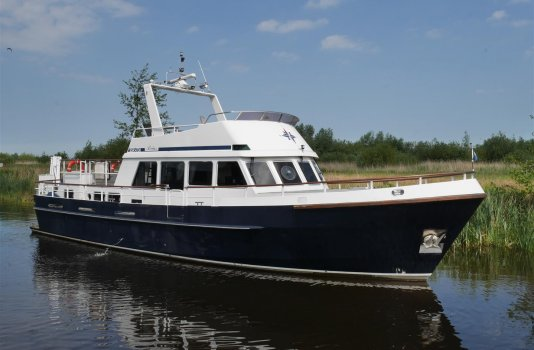 Veha Euroclassic, Motorjacht for sale by Smelne Yachtcenter BV