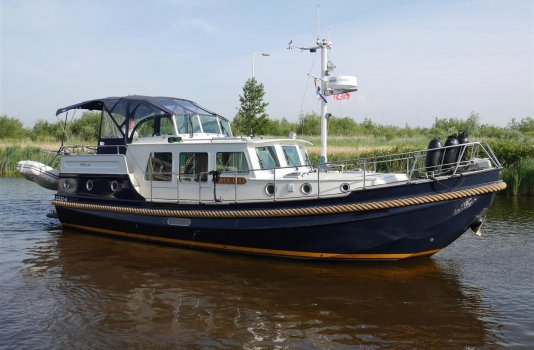 Linssen Classic Sturdy 380 AC, Motorjacht for sale by Smelne Yachtcenter BV