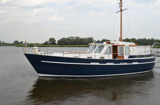 Molenmaker En Mantelkotter 1220 AK, Motorjacht for sale by Smelne Yachtcenter BV