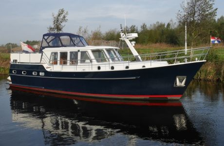 Vripack Kotter 1300, Motorjacht Vripack Kotter 1300 te koop bij Smelne Yachtcenter BV