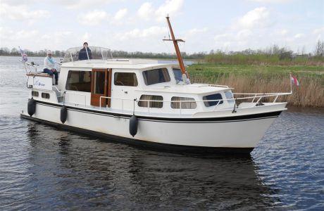 Otter Kruiser 1080, Motorjacht Otter Kruiser 1080 te koop bij Smelne Yachtcenter BV