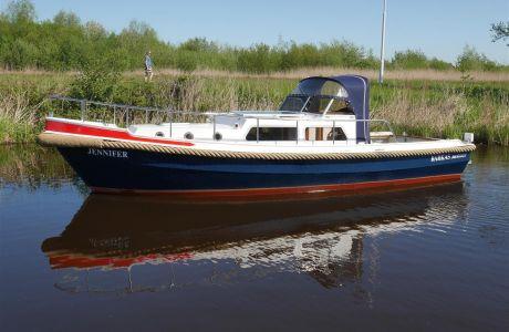Barkas Buchliner, Motorjacht Barkas Buchliner te koop bij Smelne Yachtcenter BV