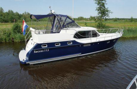 Succes 115 Ultra, Motorjacht Succes 115 Ultra te koop bij Smelne Yachtcenter BV